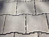 Titan America parlays permeable articulating concrete block pavement