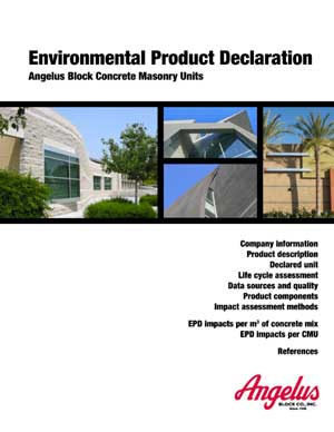 Angelus Product Declaration