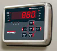 Rice Lake Weighing Systems, DIGITAL WEIGHT INDICATOR