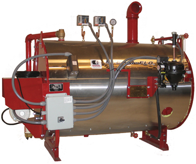 Sioux Portable steam generator