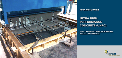 UHPC has been commercially available for more than a decade. A contributor to NPCA's UHPC White Paper, Lafarge Group has promoted its branded mix, Ductal, for precast and cast-in-place applications around the world.