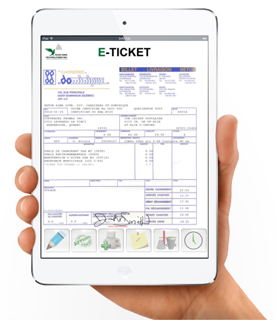 Road King Technologies mobilizes electronic ticketing