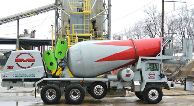 Delaware Valley deploys Pennsylvania's first CNG-fueled mixer