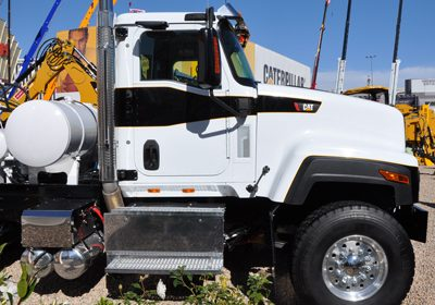 caterpillar inc. CT681 vocational truck