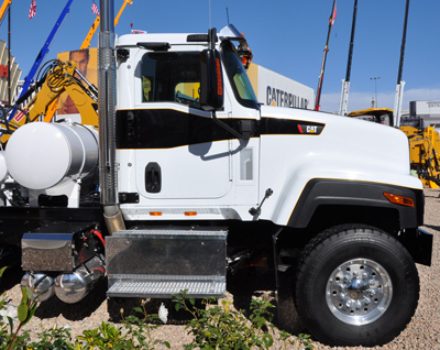 caterpillar inc. CT681 vocational truck