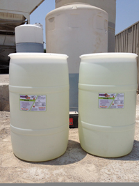 """Inside-Out"" 2X Heavy Duty Concrete Dissolving Agent"