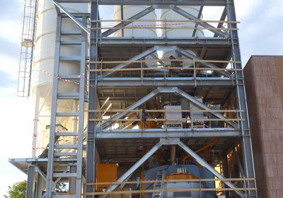 """A Rotoconix 1500-anchored batch plant will be used for premium architectural precast panels at Italy's Styl-Comp, whose mission centers on """"a highly skilled implementation of client and designer requirements, blending technology and aesthetics."""""""