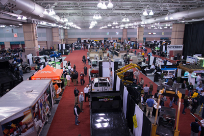 Attendance at the 15th Mid-Atlantic Hardscaping Trade Show reached levels near those of 2007, participants confirming that customers are ready and willing to invest in projects.