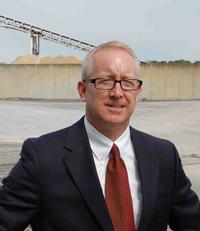 Jeff Boehm president of Howard Shockey & Sons Inc.