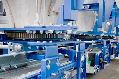 Masa reconfigures silos to improve multicolor system accuracy