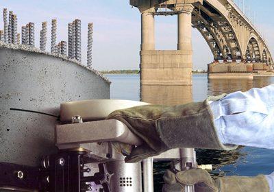 Esco Tool, Concrete piling saw