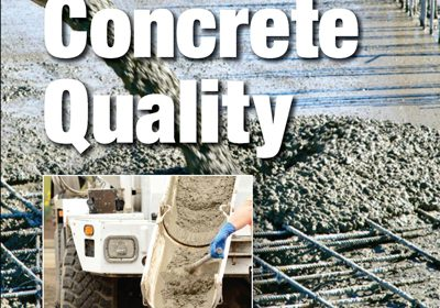 National Ready Mixed Concrete Association is releasing this month discusses concrete quality measurement, along with tangible and intangible benefits attributable to improved product quality. Co-published with CRC Press