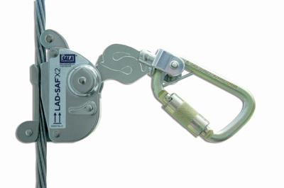 Lad-Saf X2 Detachable Cable Sleeve