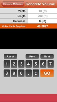 Graniterock Construction Calculators Version 4.2 app