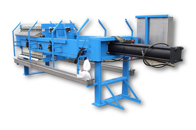 A filter press series from D.R. Sperry & Co. of Aurora, Ill., has joined Enviro-Port's line of concrete reclaiming and slurry handling equipment.