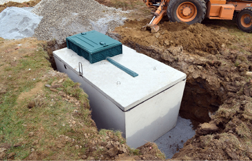 Onsite wastewater treatment spurs opportunities for precasters