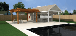 Sollars concrete homes are energy efficient and can be designed without limitations. Homeowners can choose from one of many pre-designed models, such as the Webster, or have a customized floorplan to fit their unique needs.