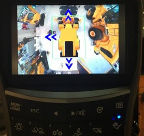 AAVM monitor