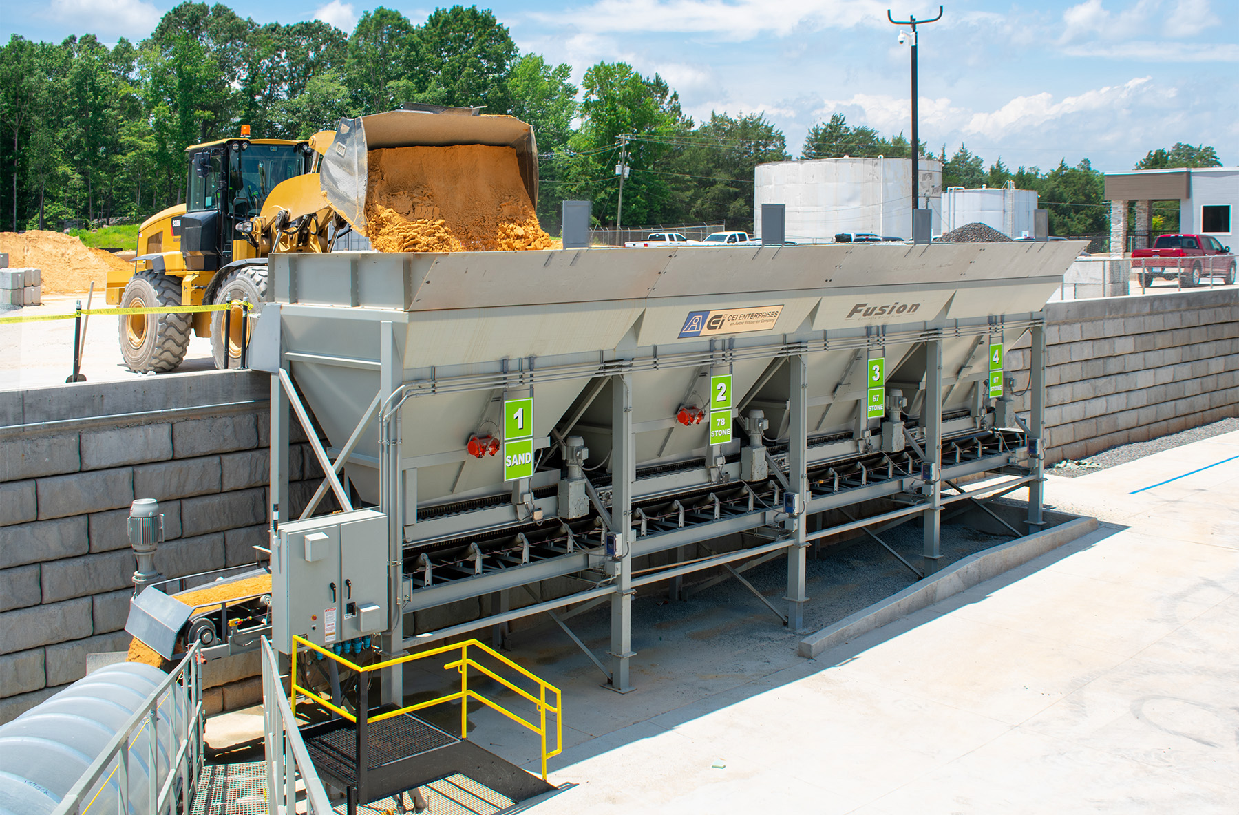 How Is Concrete Produced | Ingredients | concrete-info